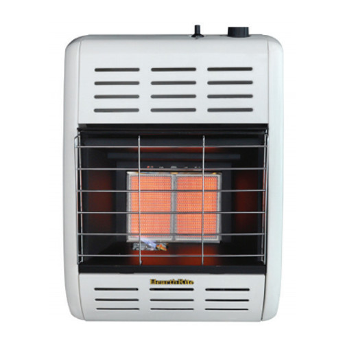 HearthRite HRW10TL 10000 BTU Infrared/Radiant Vent Free Gas Heater with Thermostat - Liquid Propane