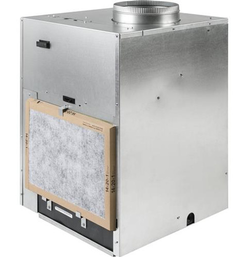 GE AZ91H09D2E 9500 BTU, 11 EER Zoneline VTAC with Heat Pump, 2.5 kW Electric Heat, 15 Amp, 208/230 Volt