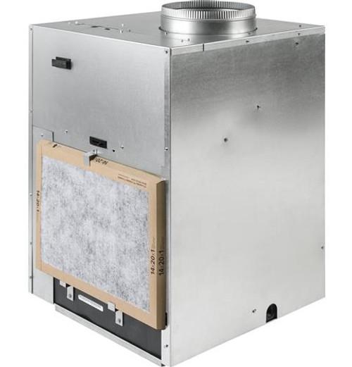 GE AZ91H09D5E 9500 BTU, 11 EER Zoneline VTAC with Heat Pump, 5.0 kW Electric Heat, 30 Amp, 208/230 Volt