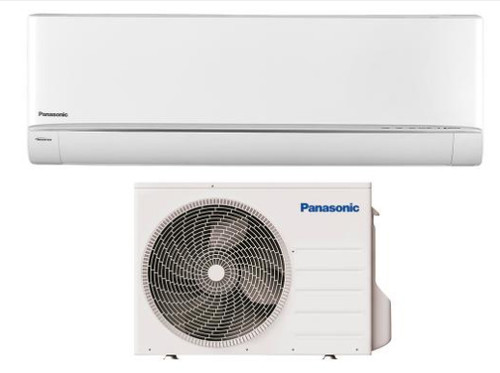 Panasonic XE9WKUA 9000 BTU ClimaPure XE Series Single Zone 28.1 SEER Heat Pump System
