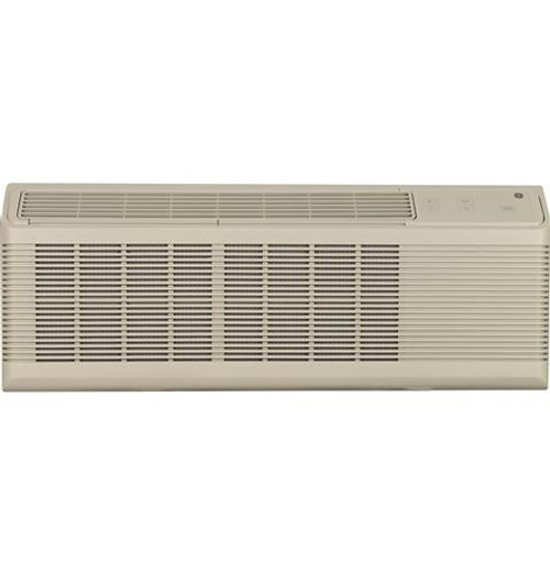 GE AZ45E07EAC 7000 BTU Class Zoneline PTAC Air Conditioner with Electric Heat and Corrosion Protection - 265V