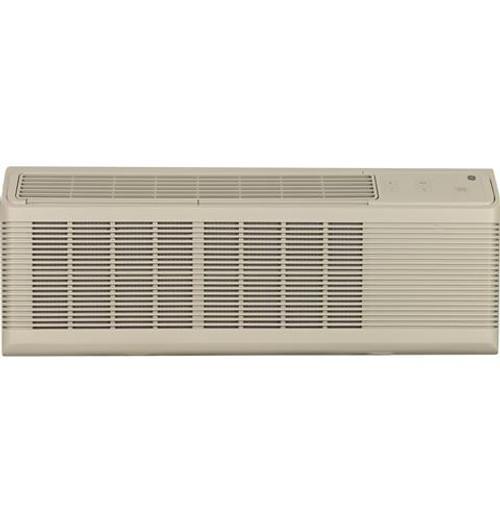 GE AZ45E12EAP 12000 BTU Class Dry Air 25 Zoneline PTAC Air Conditioner with Electric Heat - 265V