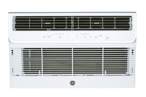 General Electric AJEQ12DCH 12000 BTU Thru-the-Wall Room Air Conditioner with Electric Heat - 208/230 Volt