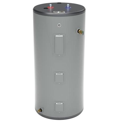 GE GE50S10BAM 50 Gallon Short Electric Water Heater, 240 Volt/5500 Watts