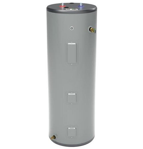 GE GE40T08BAM 40 Gallon Upright Electric Water Heater, 240 Volt/5500 Watts