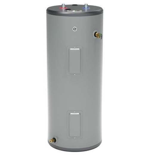 GE GE30T10BAM 30 Gallon Tall Electric Water Heater 240 Volt 10 Year Warranty