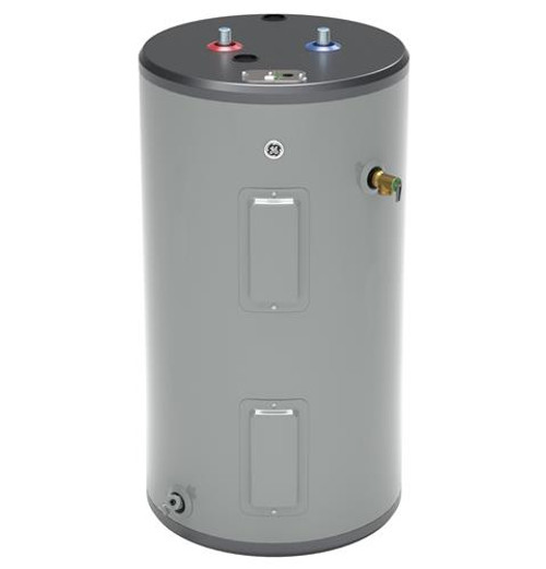GE GE30S08BAM 30 Gallon Short Electric Water Heater 240 Volt 8 Year Warranty