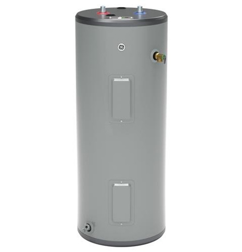 GE GE30T08BAM 30 Gallon Tall Electric Water Heater 240 Volt 8 Year Warranty