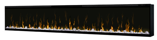 "Dimplex XLF100 IgniteXL 100"" Linear Built-In Electric Firebox"