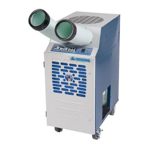 Kwikool KPAC1411-2 KPAC11 Series 13,700 BTU Portable High Temp Area Spot Cooler