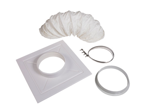 Kwikool CK-14S Ceiling Duct Kit for KPAC II Series 2 Ton Unit