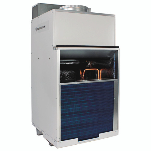 Friedrich VHA18RP Vert-I-Pak 18000 BTU Single Vertical Packaged Air System with Heat Pump (VTAC) - 11 EER - 265 Volt