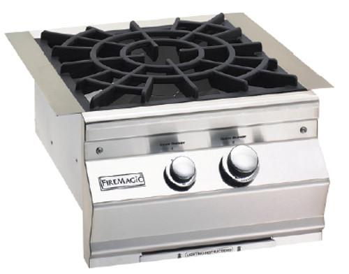 Fire Magic 19-KB2N-0 Built-In Power Burner - Natural Gas
