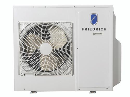Friedrich FPHMR18A3A 18000 BTU Floating Air Pro Two Zone Mini Split Air Conditioner with Heat Pump