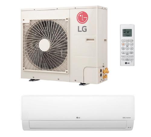 LG LA180HYV3 18000 BTU 24.0 SEER Art Cool Premier Single Zone Mini Split System with Heat Pump and Built-In WiFi - Energy Star