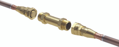 """MrCool DIYCOUPLER-3858K50 Coupler with 50 Ft Wire for Mr. Cool DIY 24K - 36K Units - 3/8"""" x 5/8"""""""