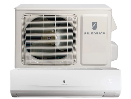 Friedrich FSHW121 12000 BTU Floating Air Select Series Single Zone Mini Split - Heat and Cool