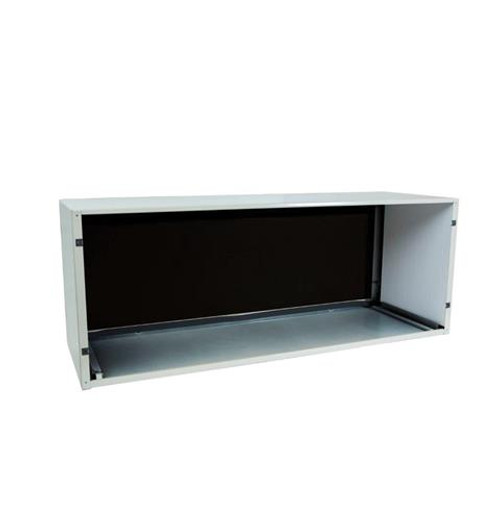 "GE RAB7118B 18"" Deep Galvanized Steel Wall Sleeve for 42"" Zoneline PTAC Air Conditioners"