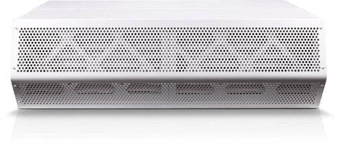 """Mars Air Systems STD260-2UD-OB-HCP 60"""" Standard 2 Clean Air Series Unheated Air Curtain with HEPAC Protection, 208/230 Volt"""