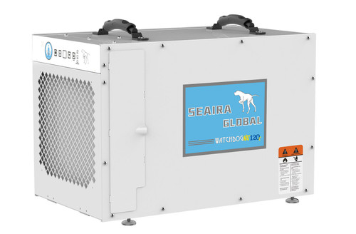 Seaira WatchDog NXT120C 120 Pints Per Day Crawl Space Dehumidifier with Integrated Condensate Pump