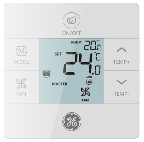 GE ACT17CWA Simple Wired Wall Controller