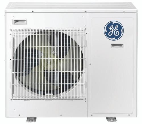 GE ASH436NCDWA 34,000 BTU Configurable 4 Zone Mini-Split Air Conditioner with Heat Pump - Energy Star