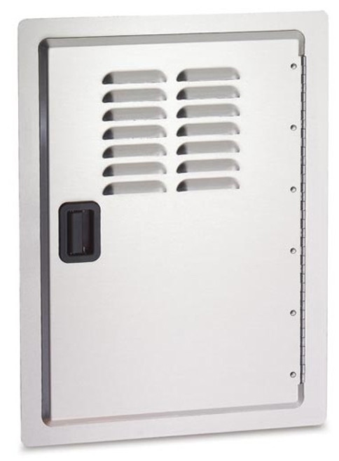 "American Outdoor Grill 20-14-SDV 20"" x 14"" Louvered Single Storage Door"