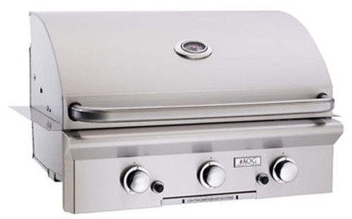 """American Outdoor Grill 30PBL-00SP 30"""" Built-In Lqiuid Propane Grill"""