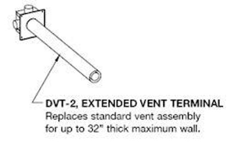 Empire Comfort Systems DVT-2 Intake/Exhaust Extension Kit