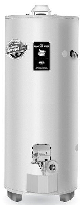 Bradford White RG2100H6N 100 Gallon High Input Hot Water Heater, Natural Gas