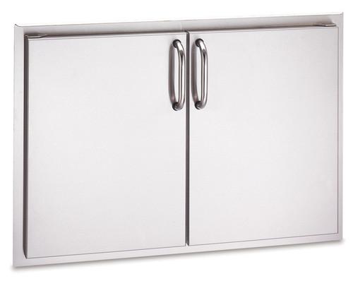 """American Outdoor Grill 20-30-SSD 20"""" x 30"""" Double Storage Door"""
