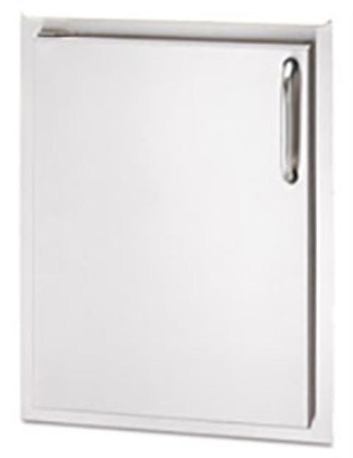 """American Outdoor Grill 24-17-SSDL 24"""" x 17"""" Single Storage Door with Left Hinge"""