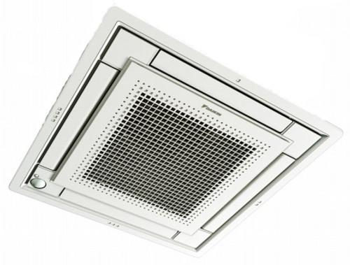 Daikin BYFQ60C2W1W Vista Ceiling Cassette White Decor Panel