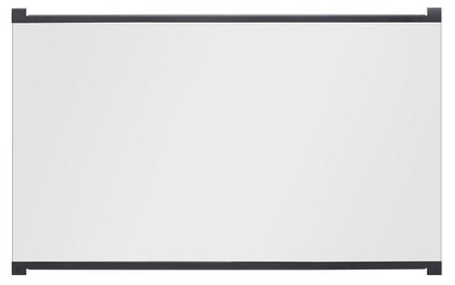 """Dimplex BFGLASS39BLK 39"""" Single-Pane Tamperproof Glass Door"""