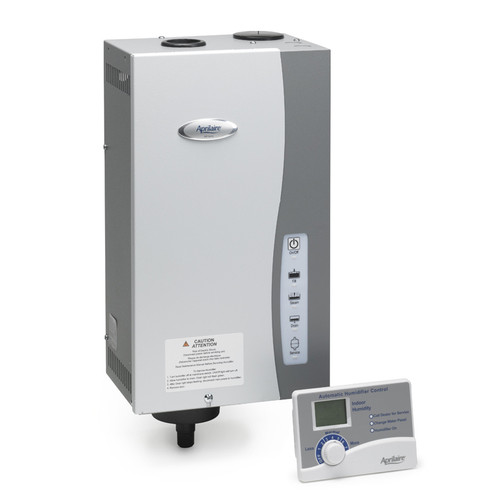 Aprilaire 800 Whole House Steam Humidifier with Digital Control