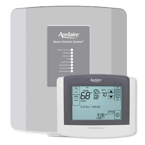 Aprilaire MODEL 8910 Home Comfort Control Thermostat