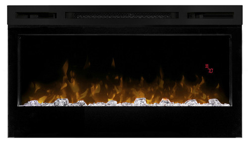 "Dimplex BLF3451 Prism Series 34"" Wall-Mount Linear Electric Firebox"