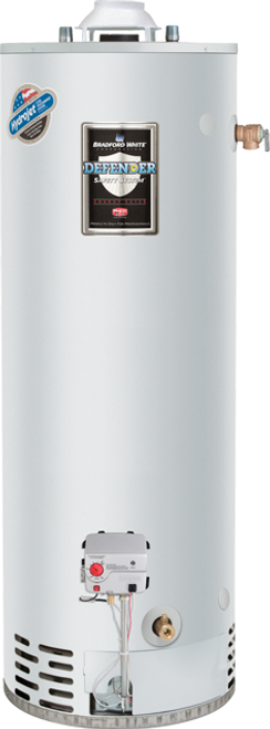 Bradford White RG275H6N 75 Gallon High Input Hot Water Heater, Natural Gas