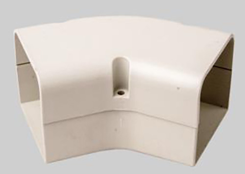DiversiTech 230-FB45 45-degree Flat Bend
