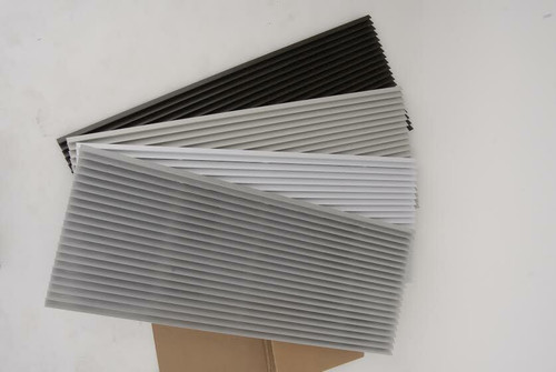 Amana AGK01DB Aluminum Architectural Grille - Dark Bronze. A grille is required for new installations.
