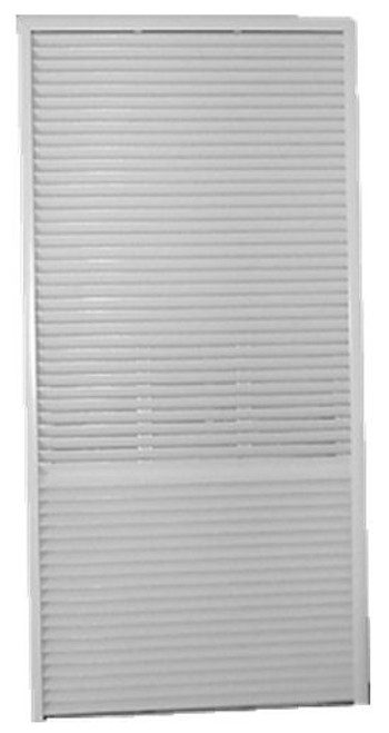 Amana AGKV01WB Architectural Grille for Amana Vertical Terminal Air Conditioner Systems (VTACS) - White