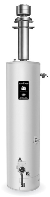Bradford White RG2DVMH40T6X 40 Gallon, Manufactured Home Direct Vent Water Heater, Propane