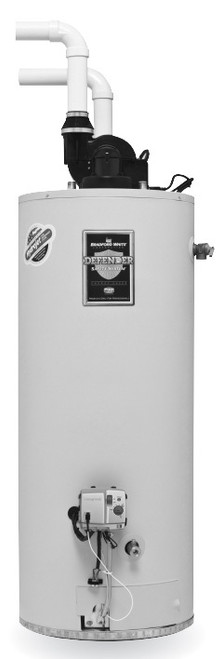 Bradford White RG2PDV50H6N 50 Gallon, Power Direct Vent Water Heater, Natural Gas
