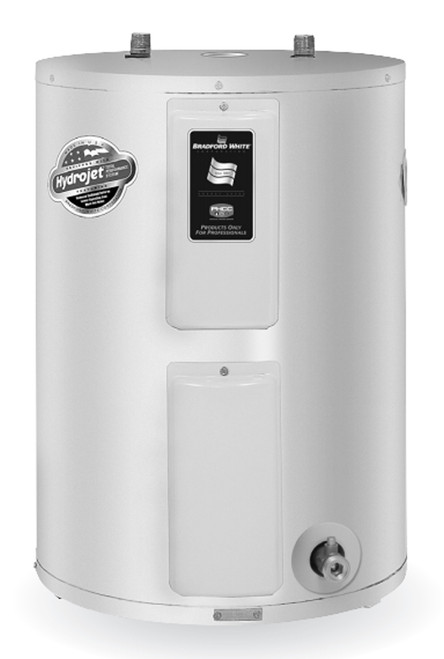 Bradford White RE240L6-1NCWW 38 Gallon Lowboy Electric Water Heater, 240 Volt/4500 Watts