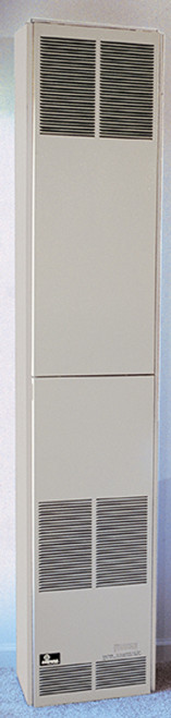Empire Comfort Systems DVC-55-IPX 55,000 BTU Direct-Vent Counterflow Vented Wall Furnace