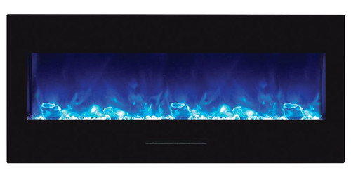 Blue Fire & Ice