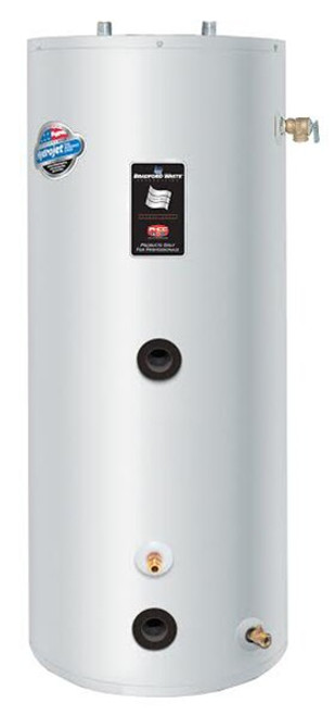 Bradford White SW-2-40R-L 40 Gallon, Powerstor, Indirect Fired Water Heater