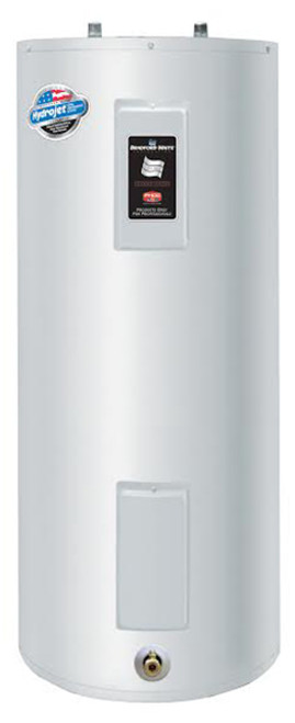 Bradford White RE340S6 40 Gallon Upright Electric Water Heater, 240 Volt/4500 Watts