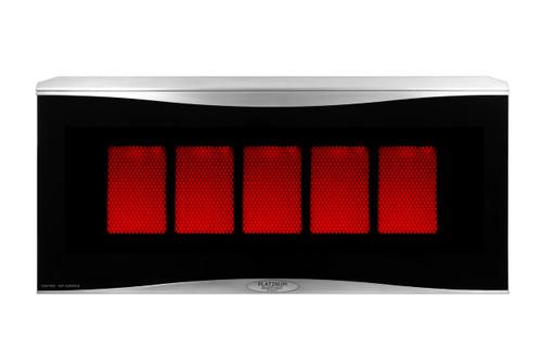 Bromic Heating BH0110004-1 Platinum Smart-Heat 500 Series Gas Heater - Liquid Propane