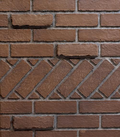 White Mountain Hearth VBP32D2E Banded Brick, Ceramic Fiber Firebox Liner